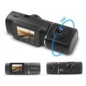 Vaizdo registratorius FULL HD, Dvi kameros