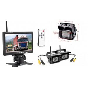Belaidė, 2-jų kamerų vaizdo stebėjimo sistema,