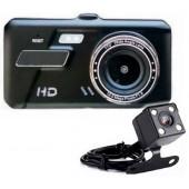 Vaizdo registratorius dvi kameros, Dvi kameros