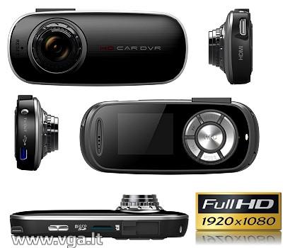 Vaizdo registratorius FULL HD