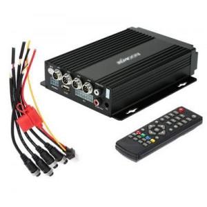 4-kanalų auto įrašymo įrenginys 960H