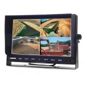 Video monitorius Žemės ūkio technikai