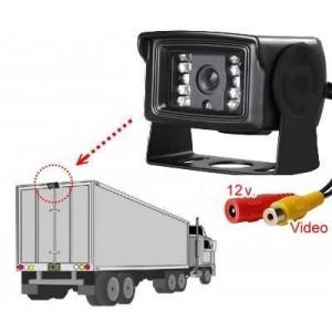 """Galinio vaizdo kamera su """"IR"""" led"""
