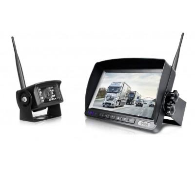 Belaidė transporto vaizdo stebėjimo sistema,