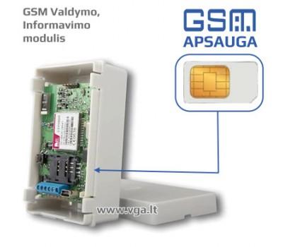 GSM informavimo irenginys ESIM-022