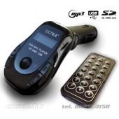 MP3 Grotuvas su FM