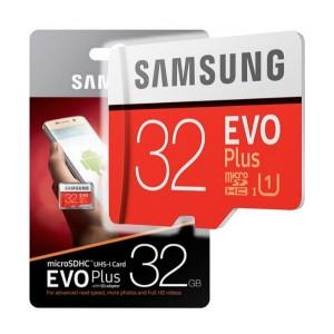 Atminties kortele 32GB. Micro SD  UHS-1