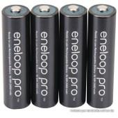Panasonic 2500mAh  įkraunamos baterijos