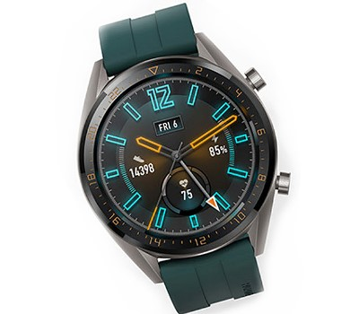 Naujas išmanusis laikrodis, HUAWEI WATCH GT