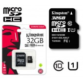 Atminties kortele 32GB. Micro SD  UHS-1