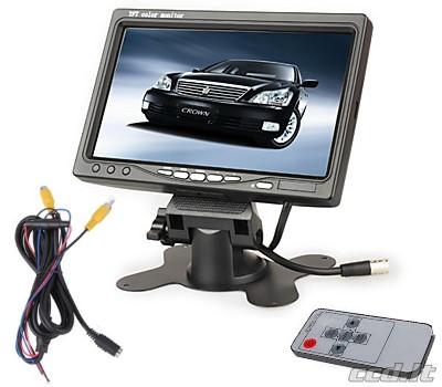 LCD Monitorius 17 cm