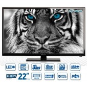 Televizorius FULL HD LED-TV-22D4T2