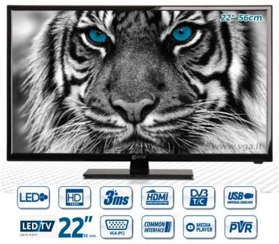 Televizorius FULL HD 22F-2
