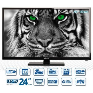 Televizorius LED-TV-22D4T2