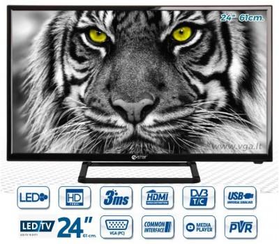 LED Televizorius 61 cm