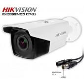Hikvision kamera su motorizuotu Zoom'u