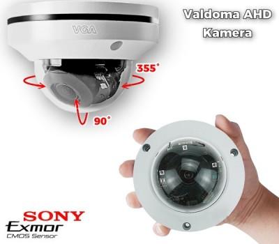 Valdoma Lauko Kamera Sony Exmor - 1080P