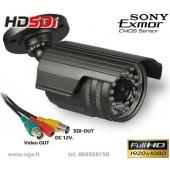 HD-SDi Stebėjimo kamera 30m