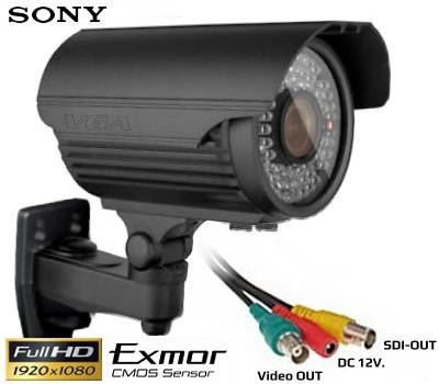 HD-SDi Stebėjimo Kamera 60m