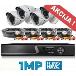 Vaizdo stebėjimo sistema HD1.3