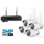 Belaidė vaizdo stebėjimo sistema W2MP4