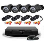 Vaizdo stebėjimo sistema AH4