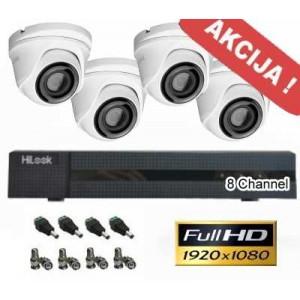 Vaizdo stebėjimo sistema Hilook
