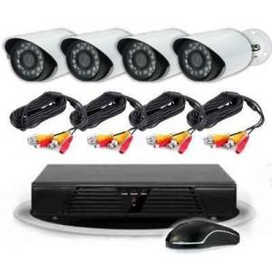 Vaizdo stebėjimo sistema AH6