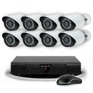 Vaizdo stebėjimo sistema AH8