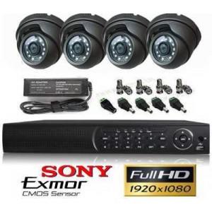 Vaizdo stebėjimo sistema FHD8