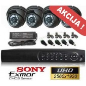 Vaizdo stebėjimo sistema UHD8