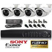 Vaizdo stebėjimo sistema FHD11