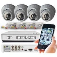Vaizdo stebėjimo sistema HD2