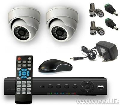 Vaizdo stebėjimo sistema A-7