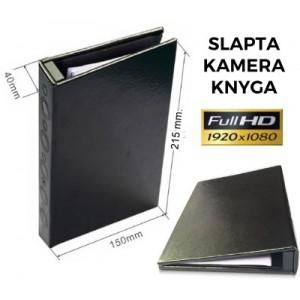 Slapta kamera - Knyga