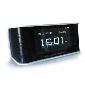Slapta kamera - Radijas, MP3 Grotuvas, Laikrodis...