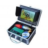 Povandeninė žvejo kamera su 7 colių monitoriu