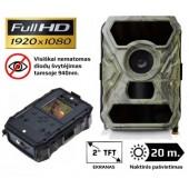Automatinė kamera medžioklei 12MP