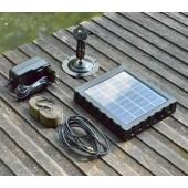Saulės baterija medžiokės kamerai