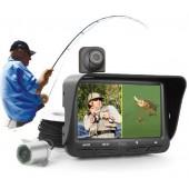 Povandeninė kamera žvejams su įrašymu