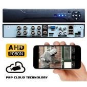 AHD vaizdo įrašymo įrenginys 8CH