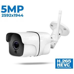 Bevielė IP Lauko kamera 5MP.