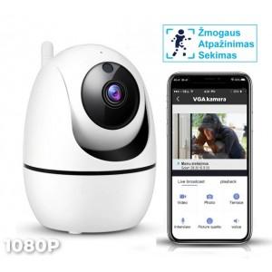 Kamera su automatiniu sekimu