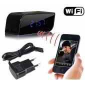 WiFi Kamera laikrodyje