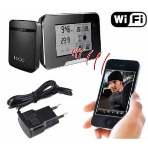 WiFi Kamera - Meteorologinė stotelė