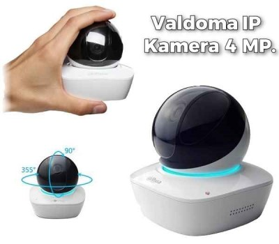 Valdoma IP Kamera IPC-A-46P